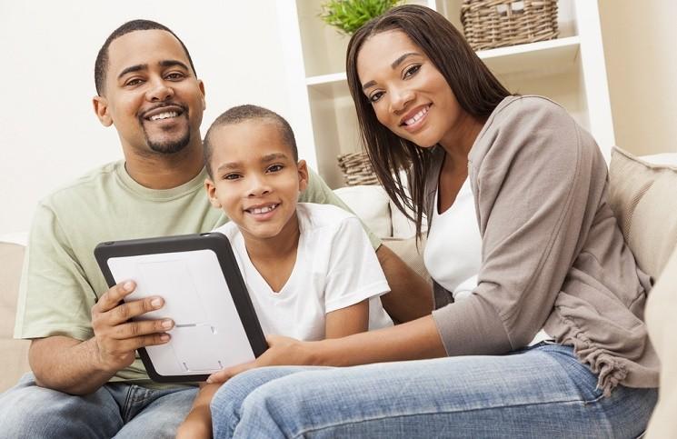 Роль отца в американской семье