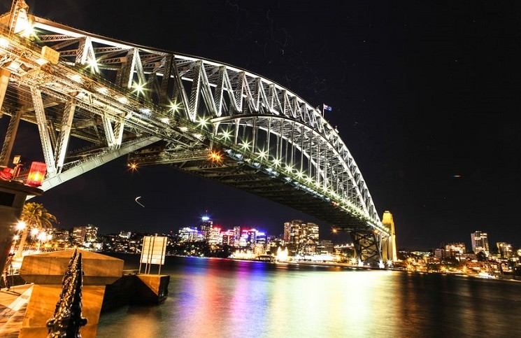 Сиднейская Гавань, Сидней