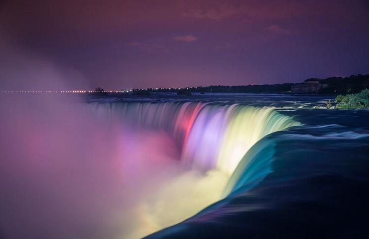 Водопад Ниагара, Канада