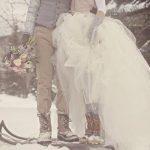 Зимняя свадьба 17