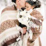 Зимняя свадьба 9