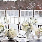 Зимняя свадьба 5
