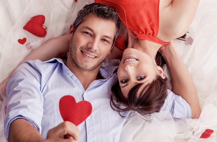 Секс влюбл нной пары