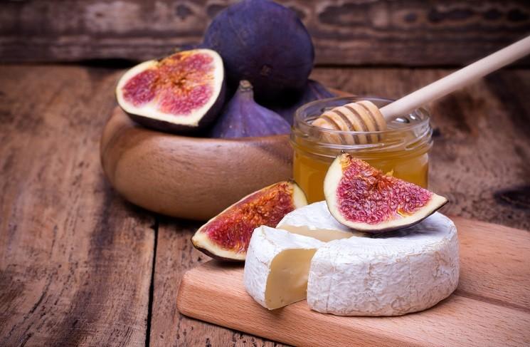 6 блюд с инжиром для романтического завтрака
