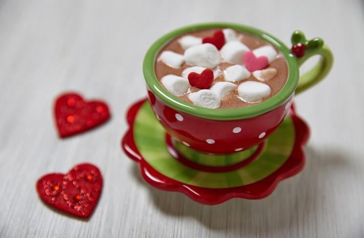 6 рецептов горячего шоколада для влюбленных