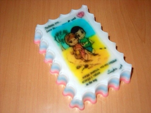 Подарочное мыло «Love is»