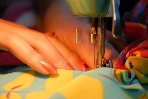 Познания о швейных машинках