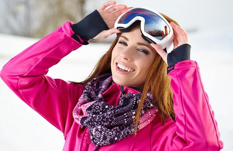 Что Одеть Начинающей Лыжнице?