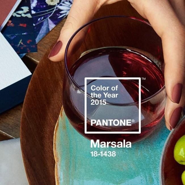 Цвет марсала - 3