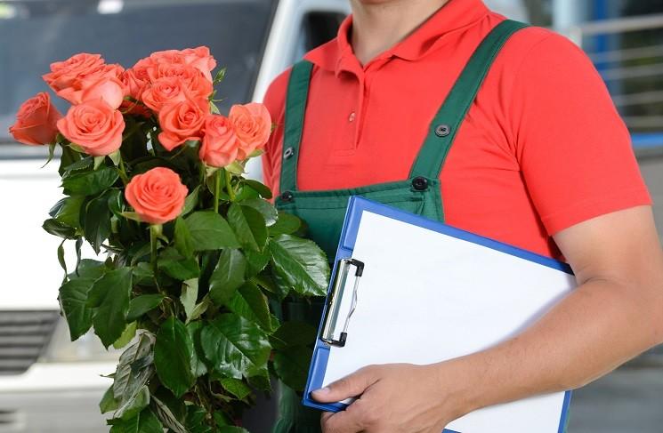 Закажите цветы через интернет