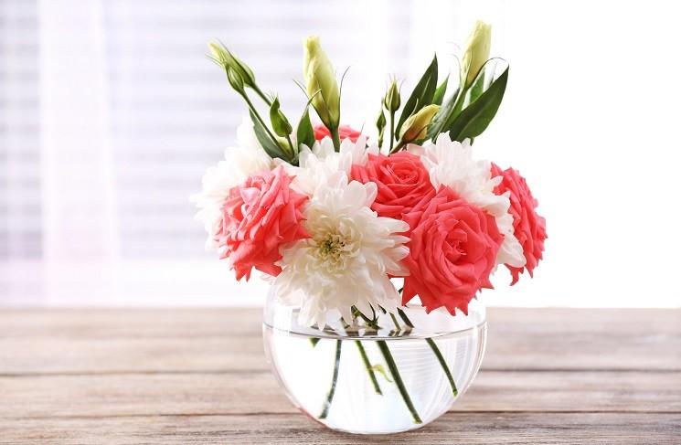 Место для хранения цветов