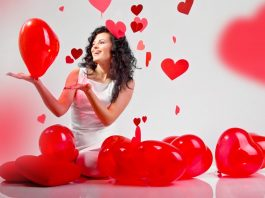Как провести день Святого Валентина одинокой девушке