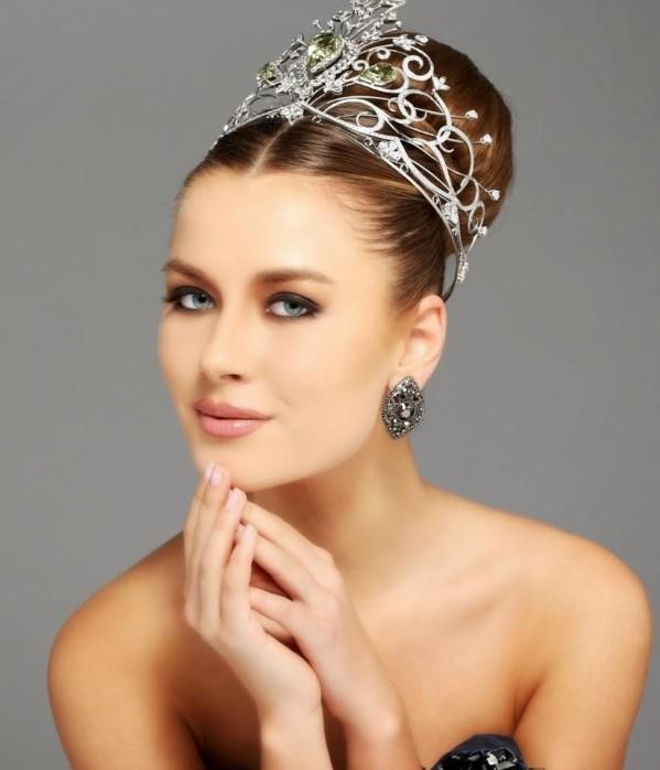 Диана Гаркуша - Мисс Вселенная 2015