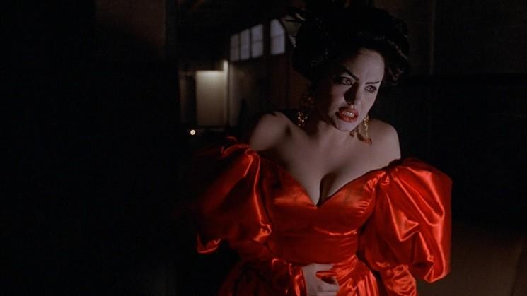Кадр из фильма Джиа