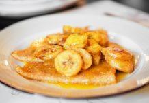 Карамелизированные бананы