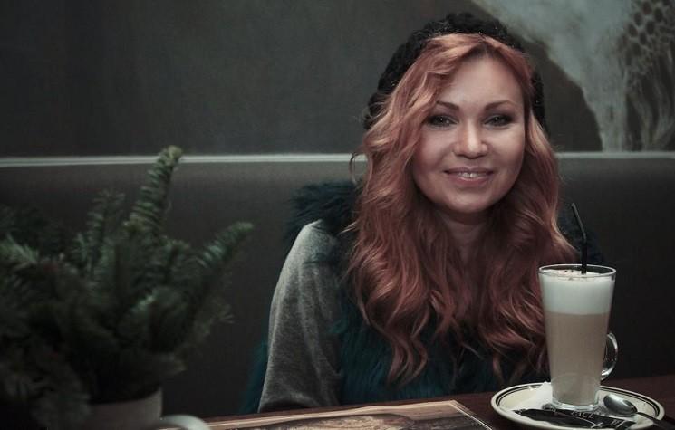 певица Лилу (Lilu)