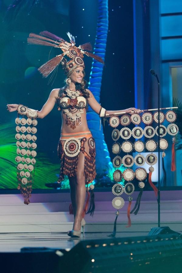 Мисс Эквадор - Мисс Вселенная 2015