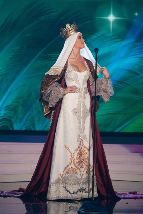Мисс Испания - Мисс Вселенная 2015