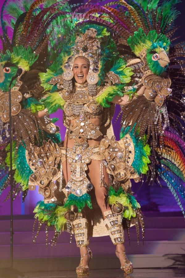 Мисс Никарагуа - Мисс Вселенная 2015