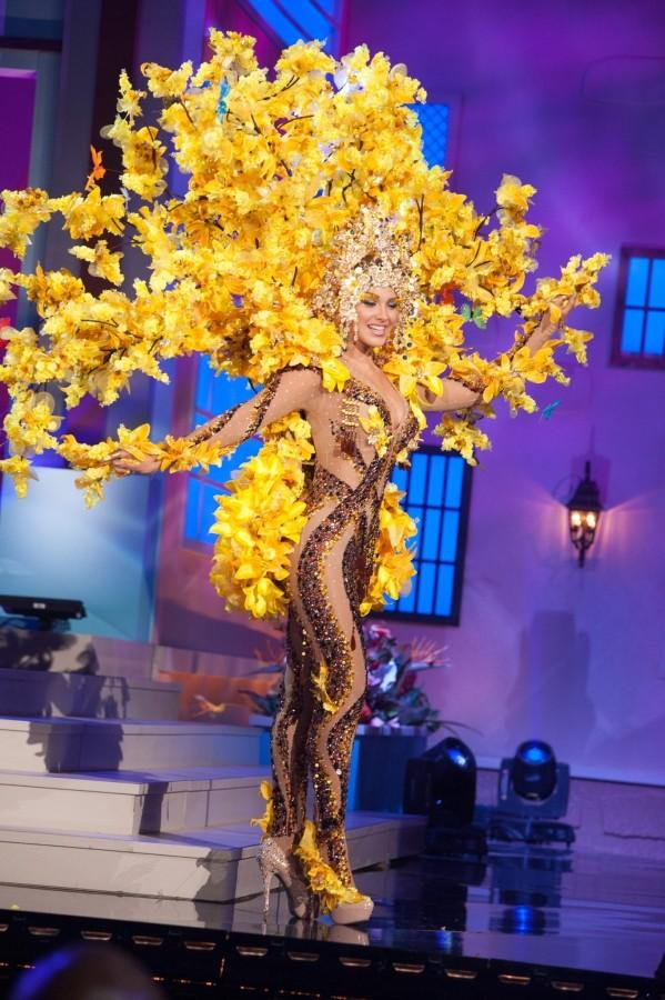 Мисс Венесуэла - Мисс Вселенная 2015