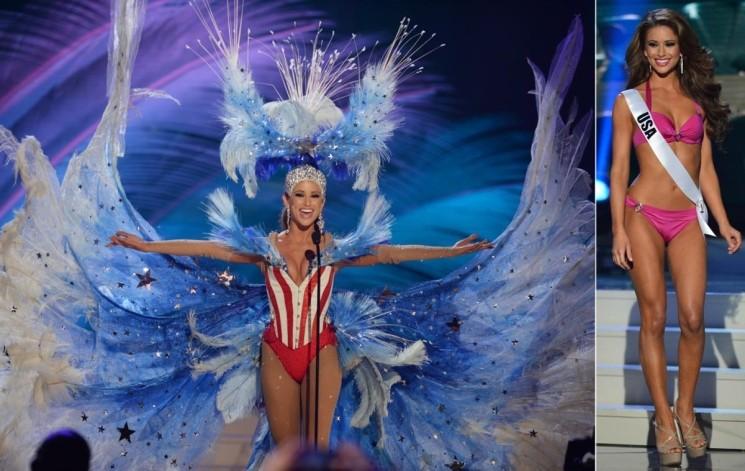 Ниа Санчез - Мисс Вселенная 2015