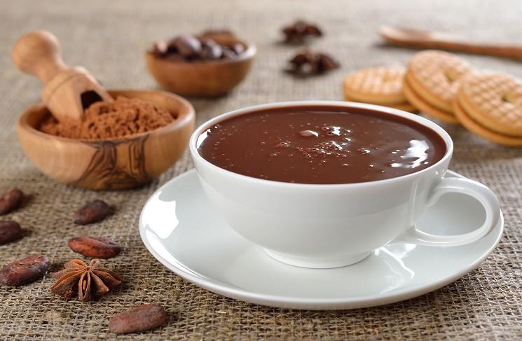 Шоколадка в чашке