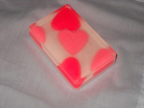 Подарочное мыло «Валентинка»