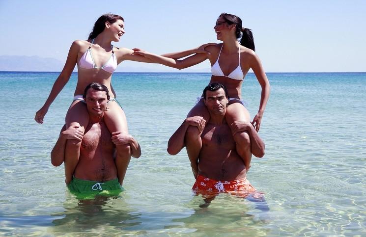 Знакомства на Пляже. Инструкция по Применению