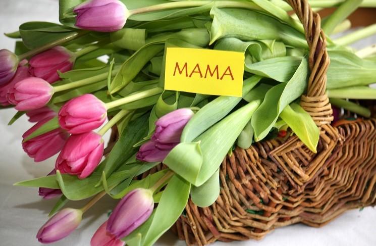 20 способов оригинально поздравить маму с 8 Марта