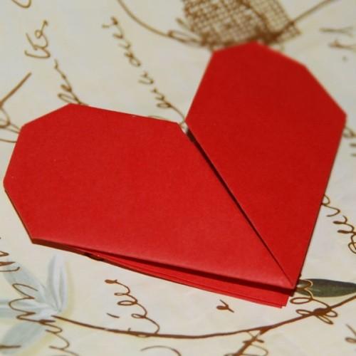 7 бумажных сердечек ко Дню Святого Валентина