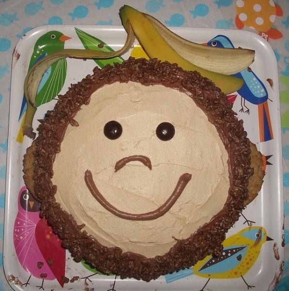 Торт «Банановое счастье»