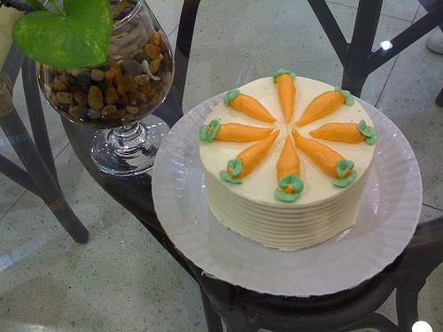 Приготовление творожно-морковного пирога
