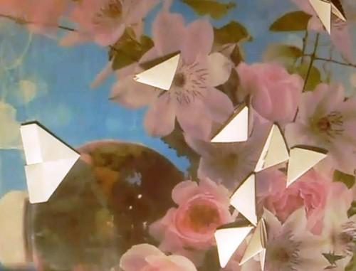 Модули для лебедя оригами
