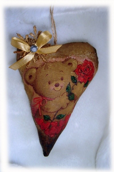 Валентинка с запахом шоколада - Для тебя