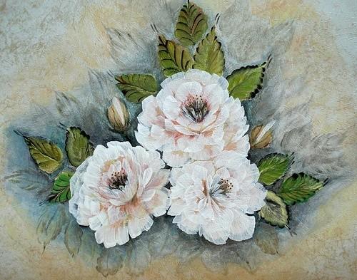 50 видов цветочных натюрмортов
