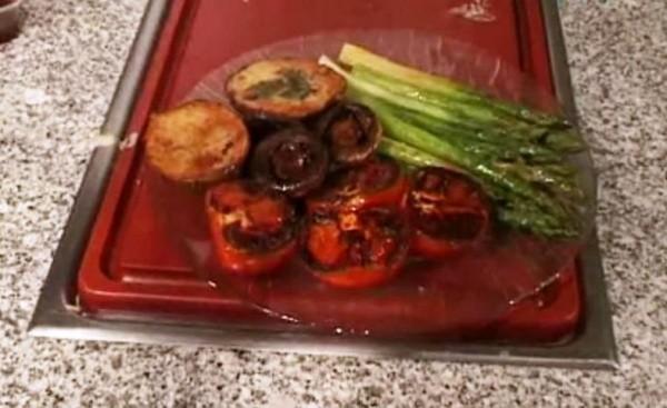 Приготовление гарниров для стейка
