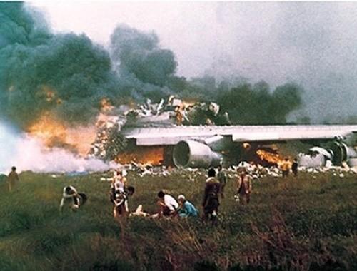 27 марта 1977 года. KLM и Пан Американ