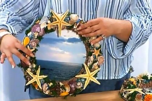 Декор на морскую тематику вашей комнаты
