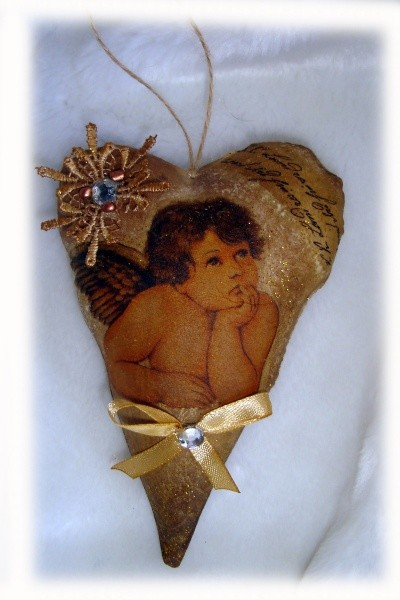 Валентинка с запахом шоколада Предложение