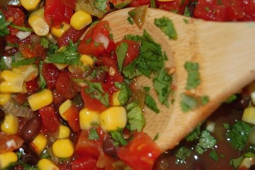 5 основных рецептов соуса сальса
