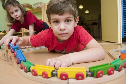 Как правильно подготовить малыша к детскому саду?