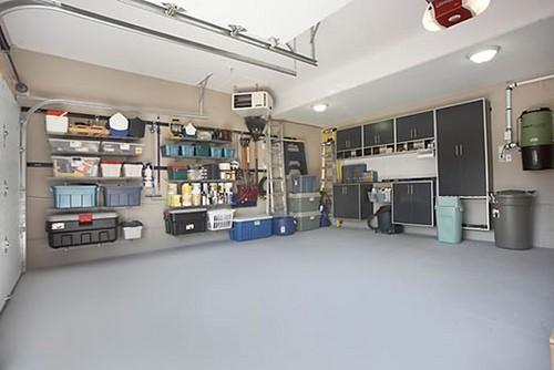 7 советов по уборке в гараже