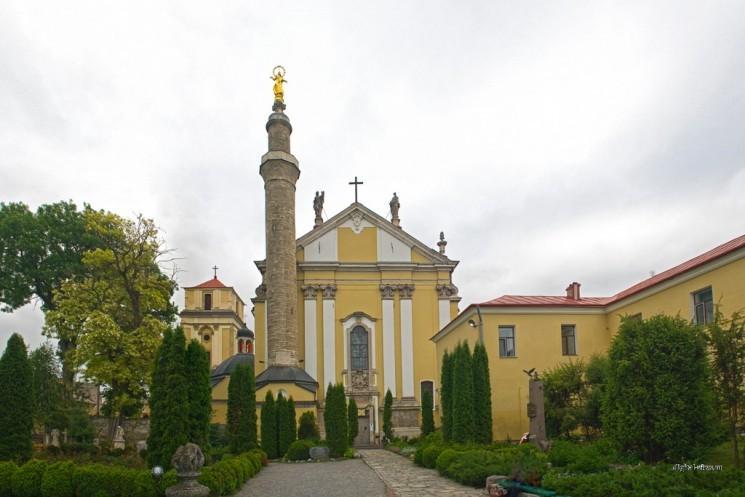 Кафедральный собор святых апостолов Петра и Павла (Каменец-Подольский)