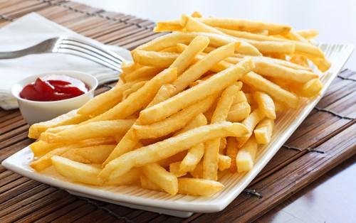 Картофель-соломка