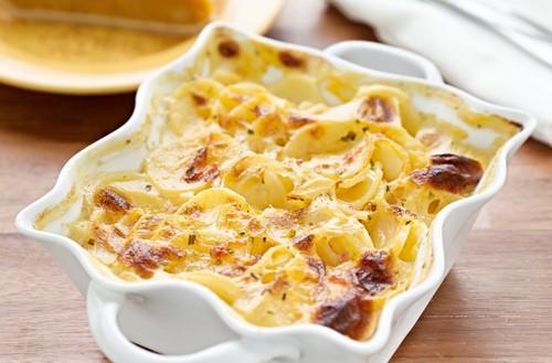 Как правильно приготовить картофельную запеканку?