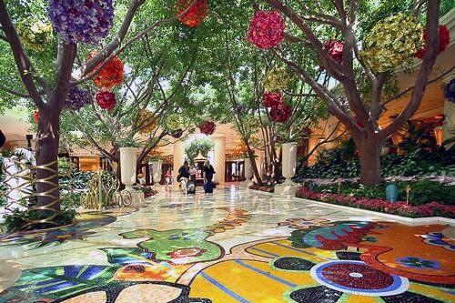 7 бесплатных развлечений в Лас-Вегасе