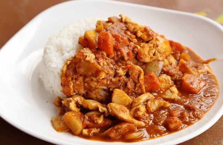4 индийских рецепта блюд карри
