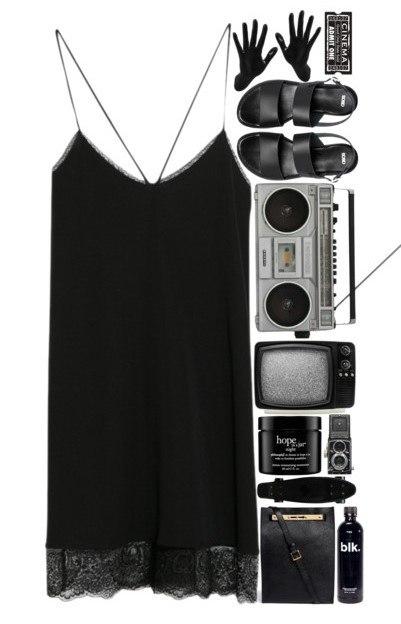 Маленькое черное платье 1