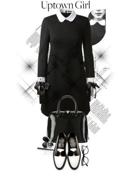 Маленькое черное платье 4