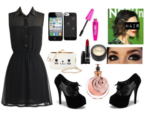Маленькое черное платье 3